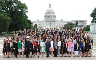 Congressional Award 2008group